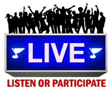 LetsGoBlues.com Radio - Listen or Participate during a live show